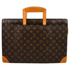 Beige Briefcases and Attachés