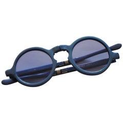 1990s Tuttifrutti Blu Sunglasses
