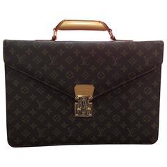 Vintage Rare Serviette Consieller Briefcase/ Laptop business bag