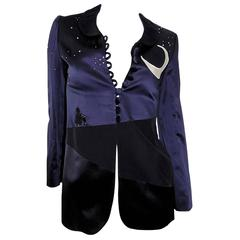 Moschino Cheap and Chic Midnight Moon Vintage Jacket
