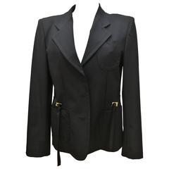 Fendi Black Vintage Jacket