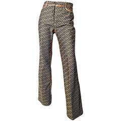 Fendi Logo Pants