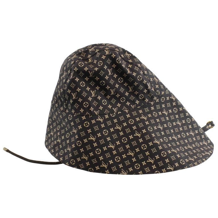 louis vuitton gardening hat at 1stdibs