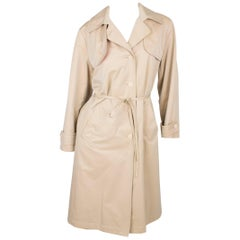 Yves Saint Laurent Rive Gauche Trenchcoat