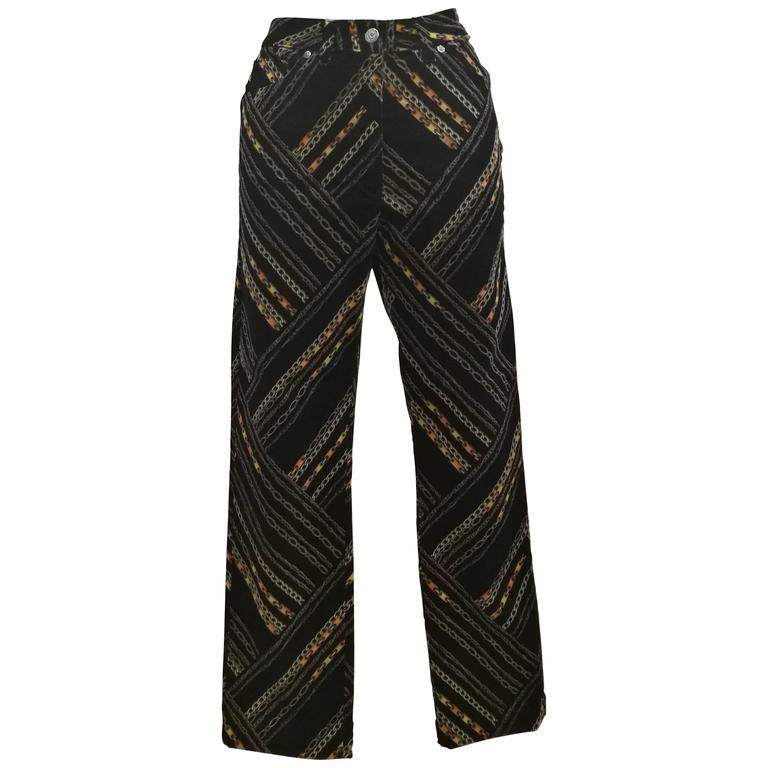Pierre Cardin Paris multicolour Trousers