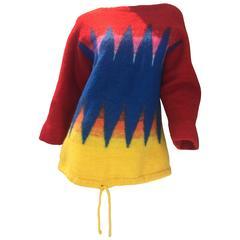 Kansai Yamamoto Boiled Wool Sweater