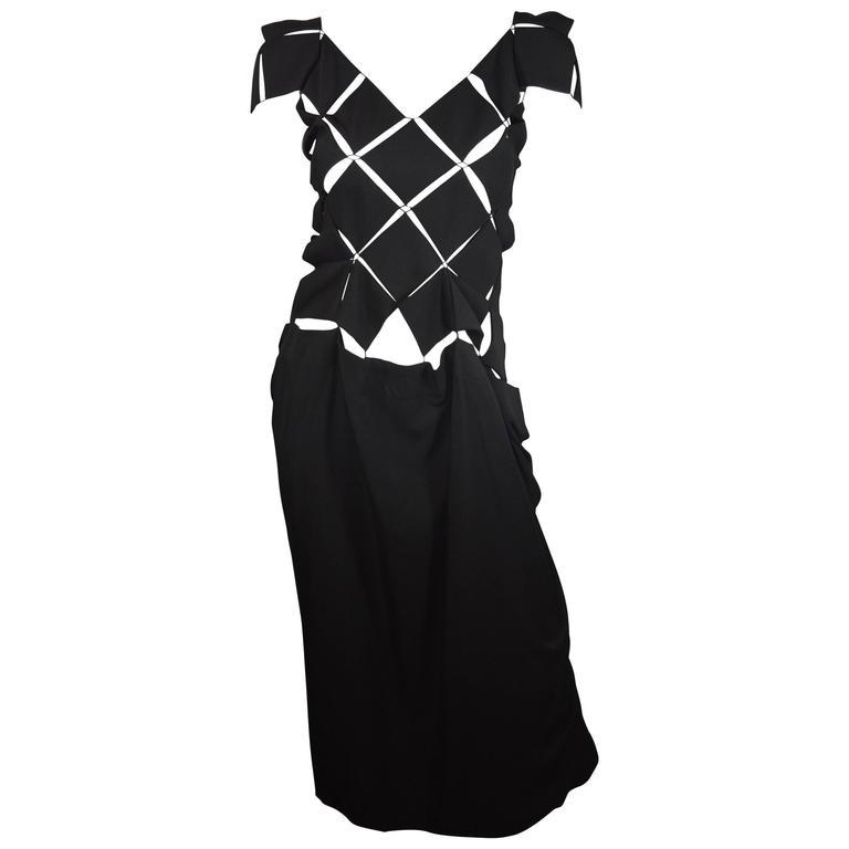 Rare Yohji Yamamoto Dress  For Sale