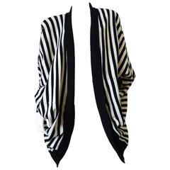 Iconic Norma Kamali Cocoon Coat