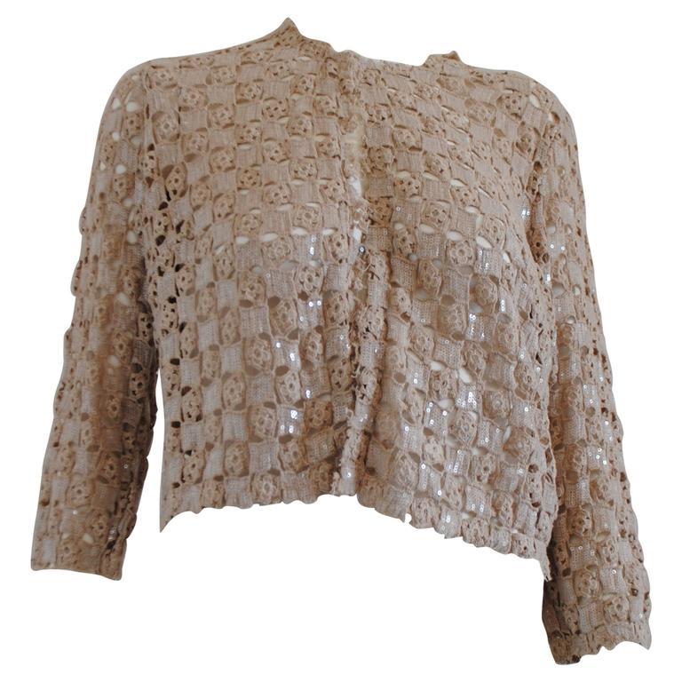 Souvenir Beije Sequins Tailored Jacket