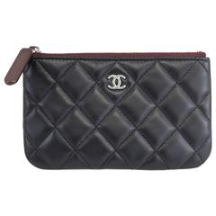 Chanel New never Used Full set cardholder / Coin Purse