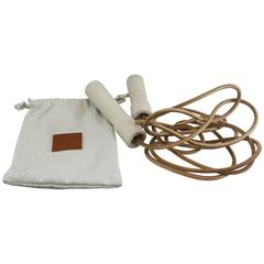"""Hermes 2013 VIP Present Jumping Rope """" Le sport c'est Chic"""""""