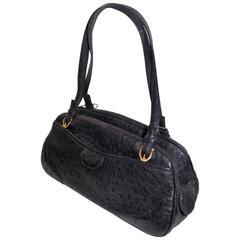 CeCe Cord Bag black ostrich