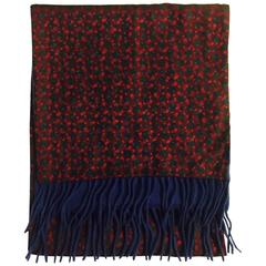 Men's Worth and Worth Ltd Silk and Cashmere Scarf