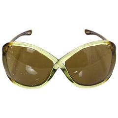 Tom Ford Green Whitney Sunglasses