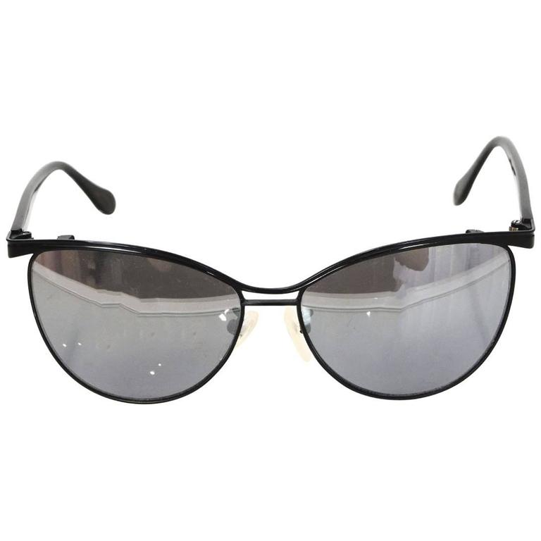 Vivienne Westwood Black Frame Sunglasses