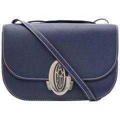 Goyard Blue 233 Shoulder Bag