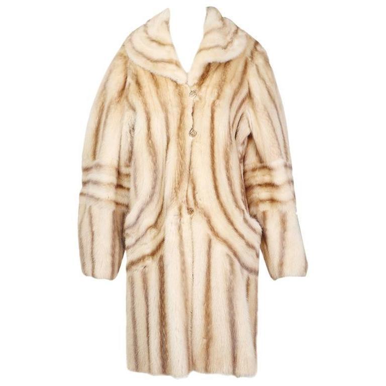 Fendi Fur Coat, Modern