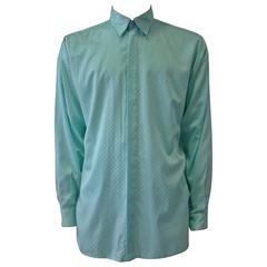 Gianni Versace Polka Dot Shirt Spring 1994
