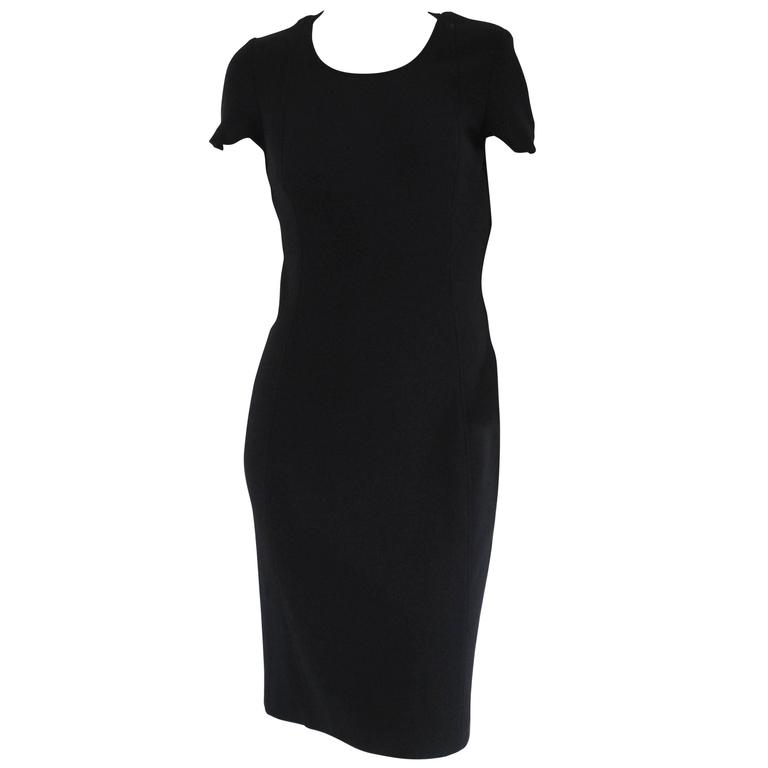 Gianfranco Ferré Black Dress