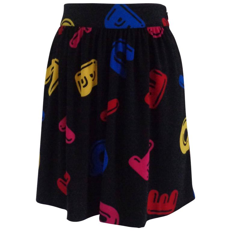 Moschino Boutique Skirt NWOT