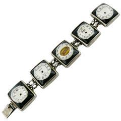 Jean Paul Gaultier Vintage Rare Collectable Watch Bracelet