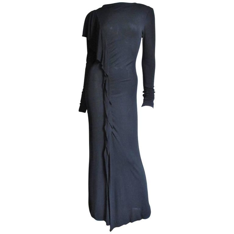 1990s Jean Paul Gaultier Maxi Dress For Sale