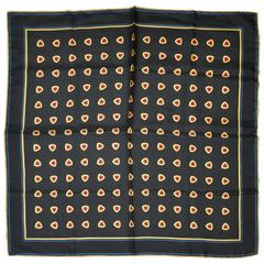 Handcraft Men's Multi-Color Silk Handkerchief