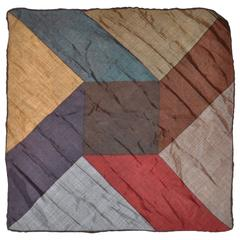 Men's Multi-Color Multi-Pattern Silk Handkerchief