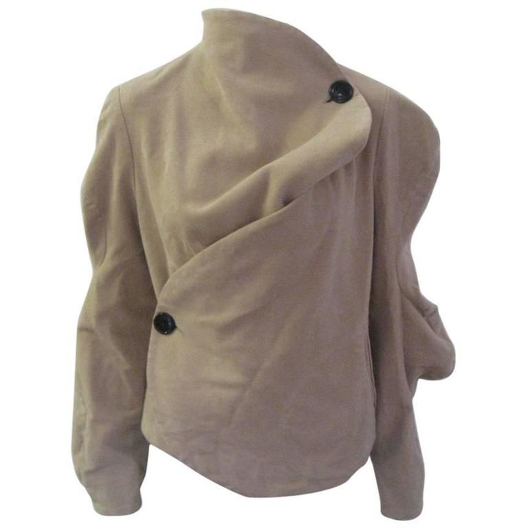 Vivienne Westwood Anglomania Wrap Jacket