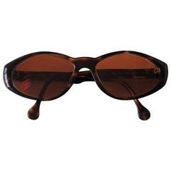 Enrico Coveri tortoise Sunglasses