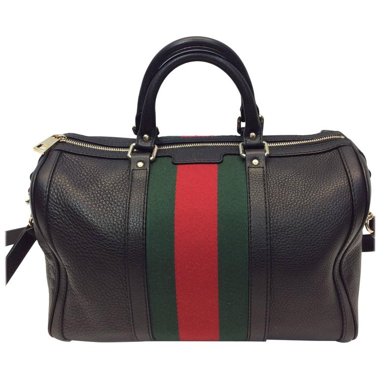 gucci handbag with red and green stripe crazylarryscouk