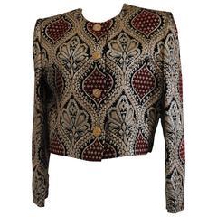 Donella Milano Vintage Bolero Jacket
