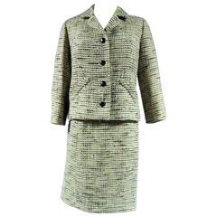 Balenciaga / EISA Suit Haute Couture, Circa 1958 / 1963