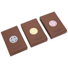 Louis Vuitton Jeu De 54 Cartes 3 Set of Play Cards