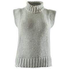 Margiela Autumn-Winter 1994 reproduction of a doll's sweater vest