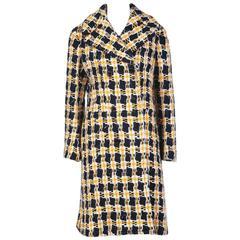 Junya Watanabe for Commes Des Garcons Wool Coat, AD 2001