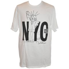 "John Lennon ""Limited Edition"" ""Power To The People"" White Cotton Tee"