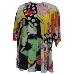 Vintage Maxi American Cartoon Shirt