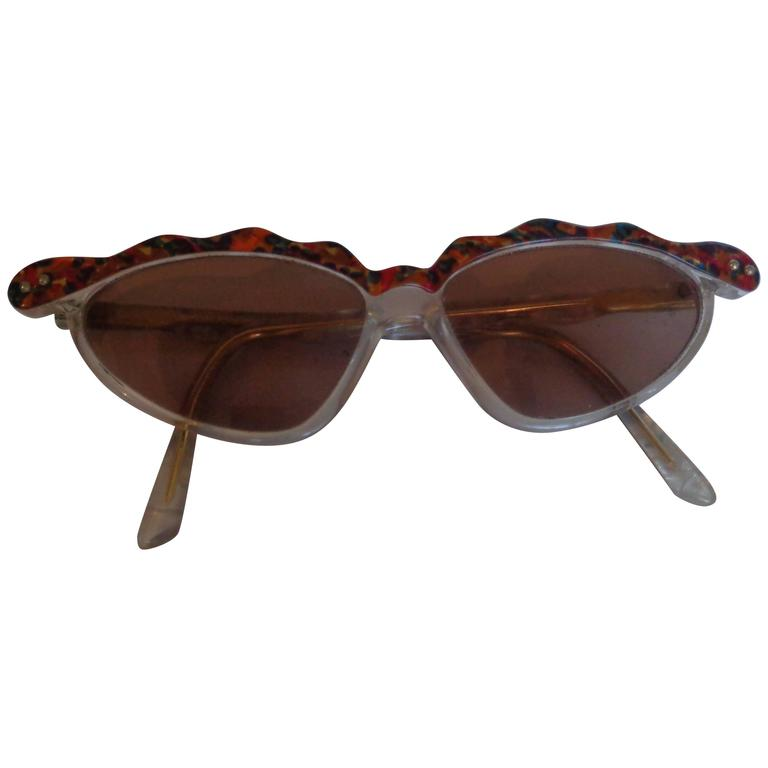 1980s Vintage Sunglasses For Sale at 1stdibs