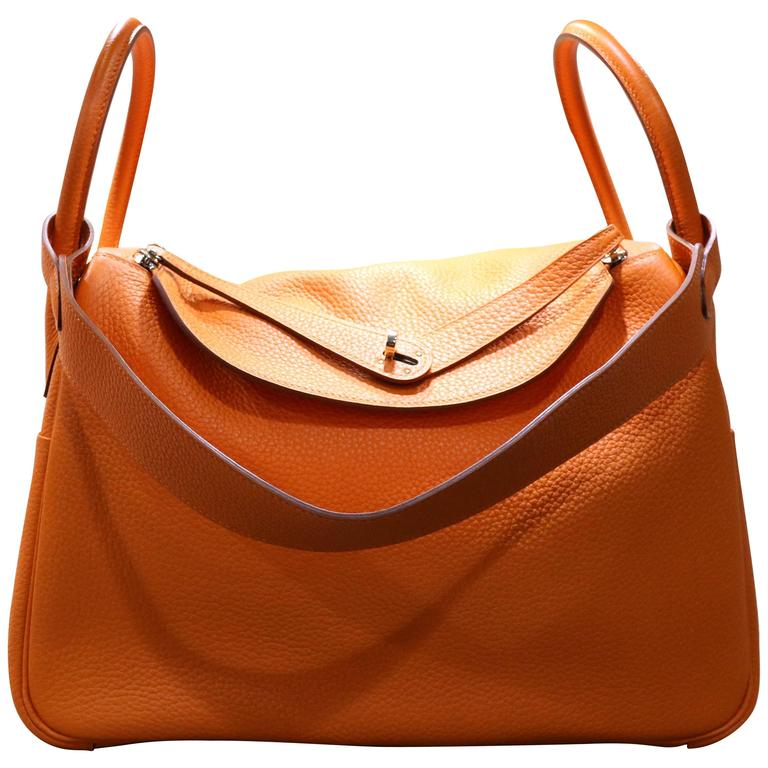 clearance hermes lindy bag canvas palladium hardware in blue 48139 0dc75   canada hermes lindy orange 34cm taurillon clemence for sale ed76b 13b71 f05fb6633aeb4