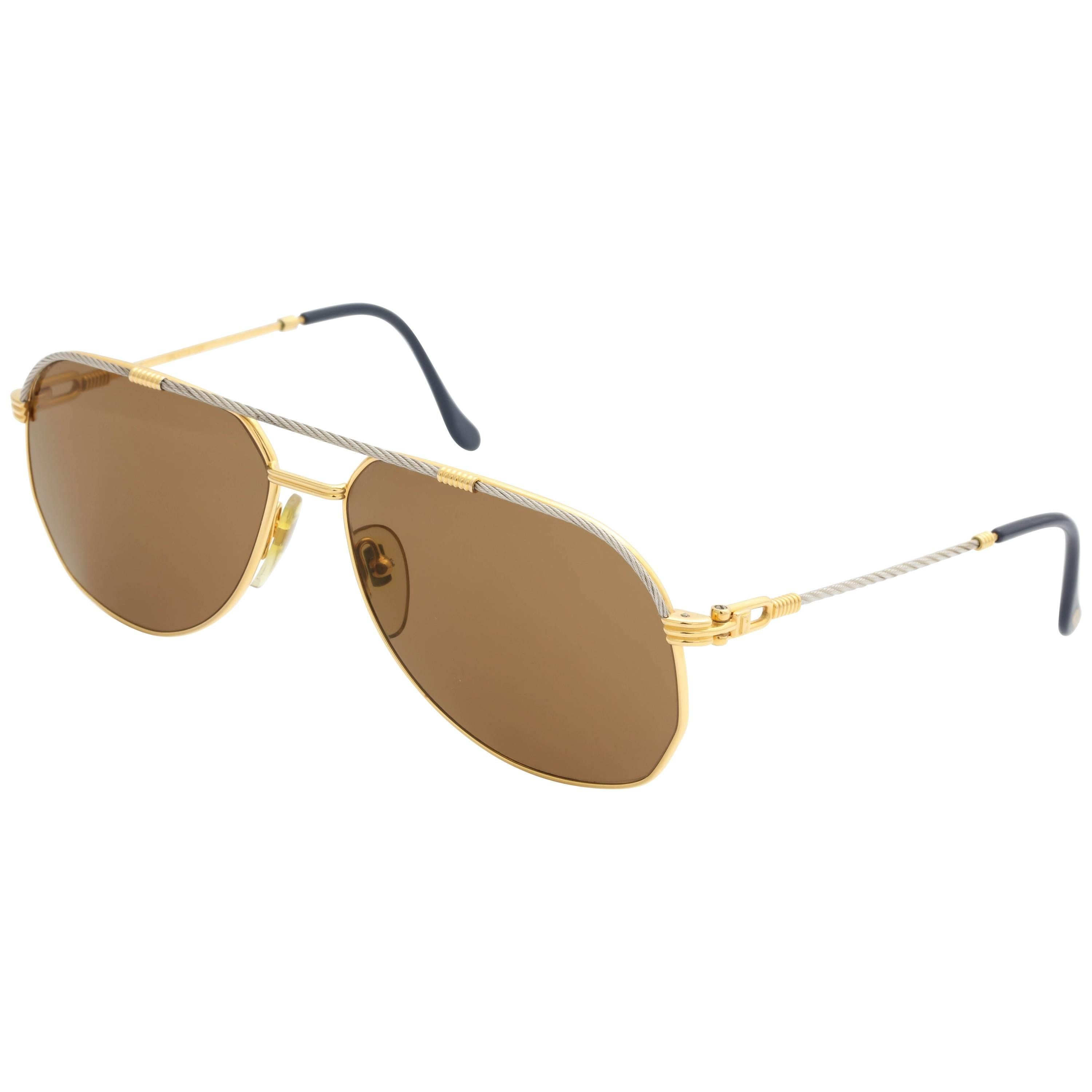 f2c5ca52a1 Vintage Sunglasses For Sale in New York City - 1stdibs - Page 3