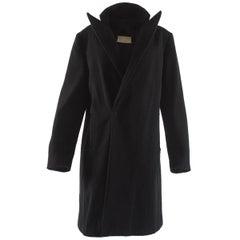 Maison Martin Margiela Autumn-Winter 1996 oversized coat with exaggerated collar