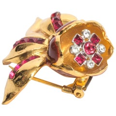Trembler Brooch