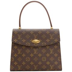 Vintage Louis Vuitton Malesherbes Monogram Canvas Hand Bag