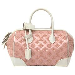 Louis Vuitton Limited Pink Monogram Bouclettes