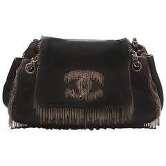 Chanel Chain Fringe Shoulder Bag