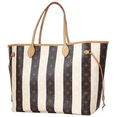Louis Vuitton Monogram Neverfull Rayures GM Limited Edition