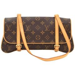 Louis Vuitton Marelle Monogram Canvas Shoulder Hand Bag