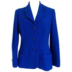 Versace Jeans Couture Blu Jacket