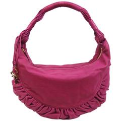 Dior Gipsy Crescent Medium Hobo Bag
